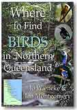 Click here to find out more about about the ebook Where to Find Birds in Northern Queensland